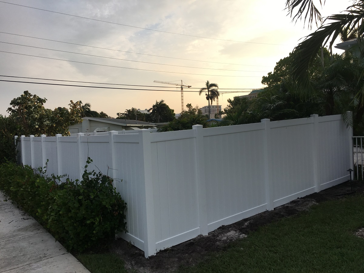 trusted pvc gate fence contractor san fransisco ca