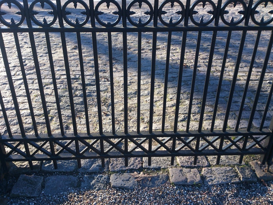 custom iron fence company san francisco ca
