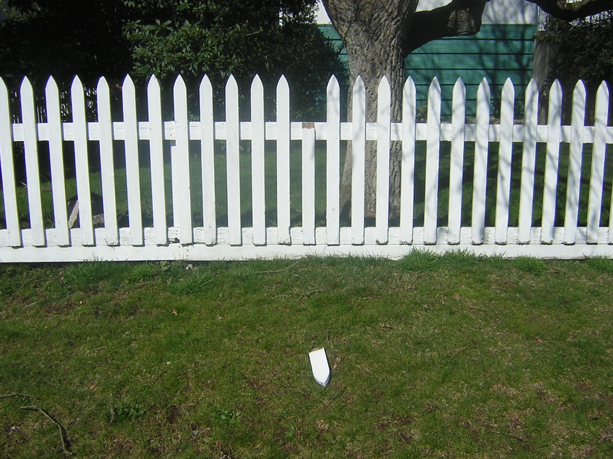 best fence repair contractor san fransisco